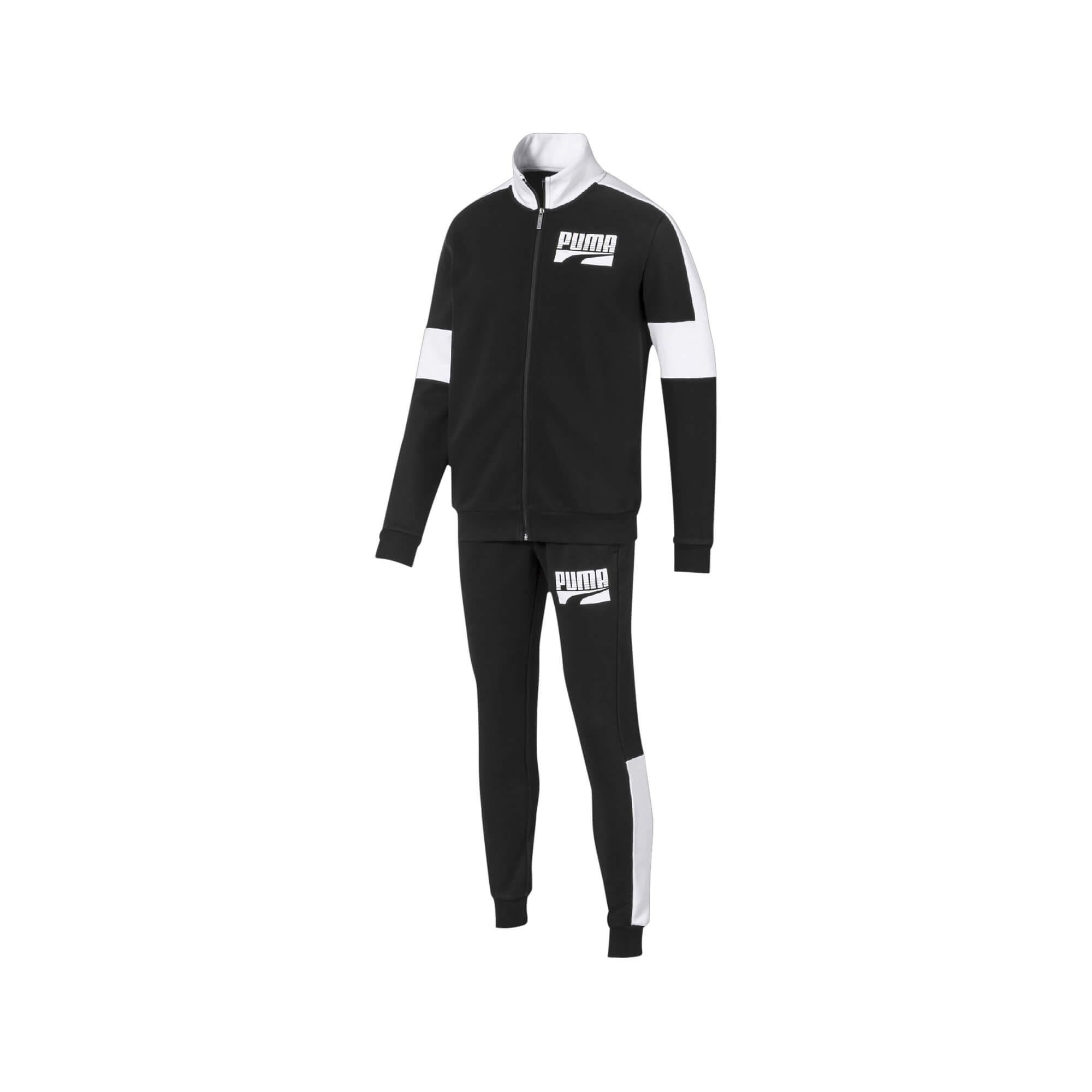 Rebel Block Sweat Suit