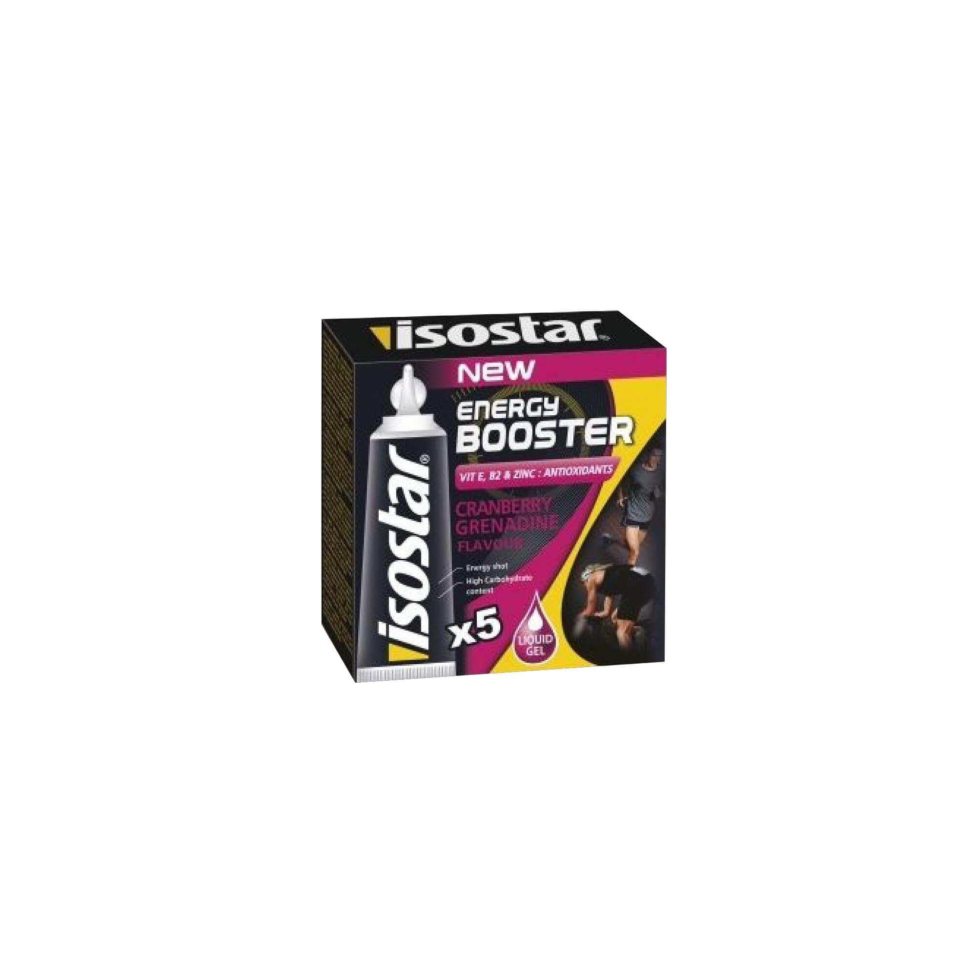 Energy booster antioxidanti de la Isostar