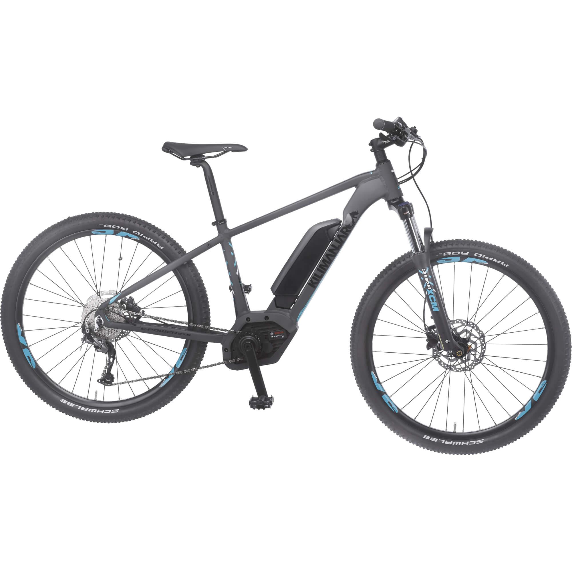 Bicicleta electrica E-Power X Fact poza