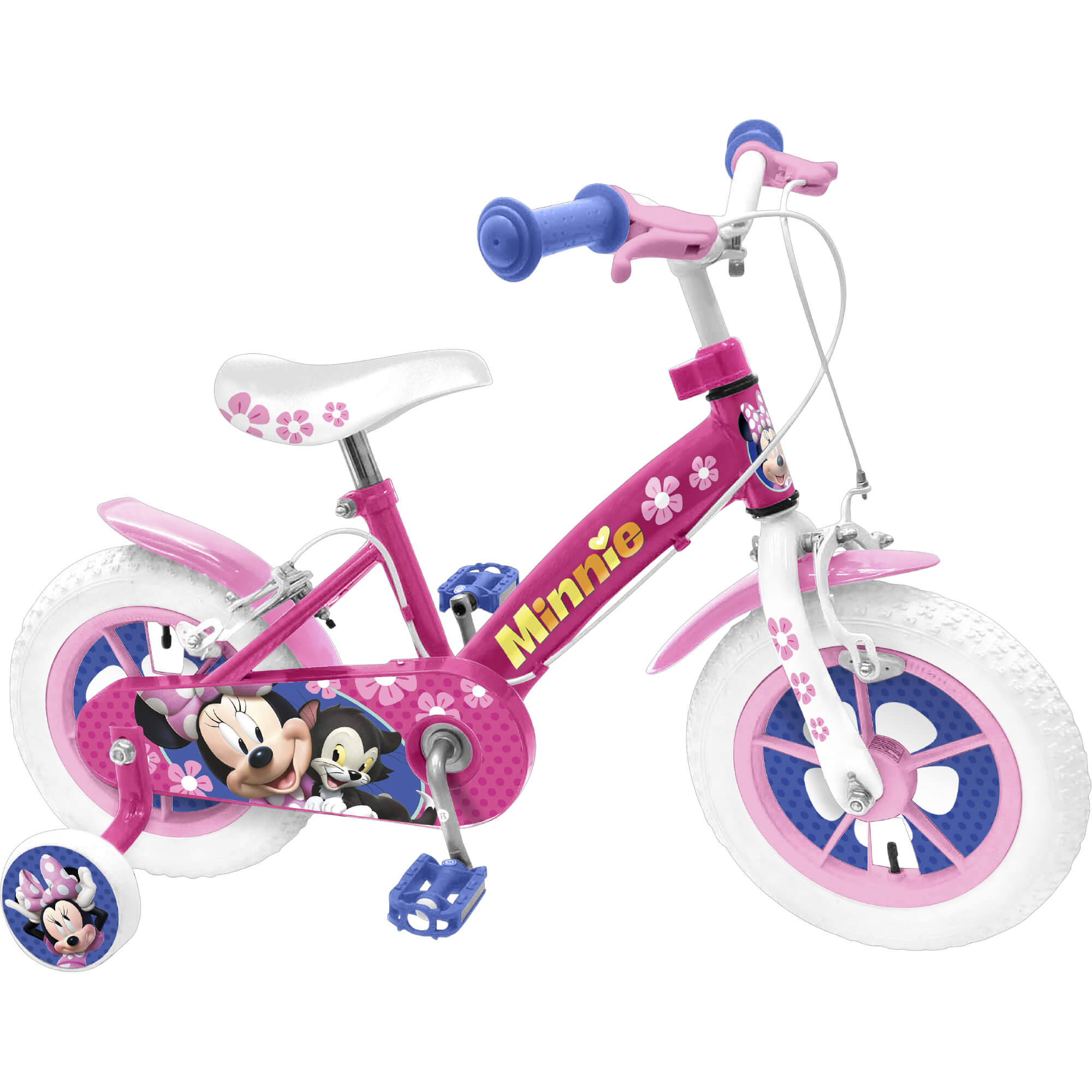 Bicicleta copii Minnie Mattel