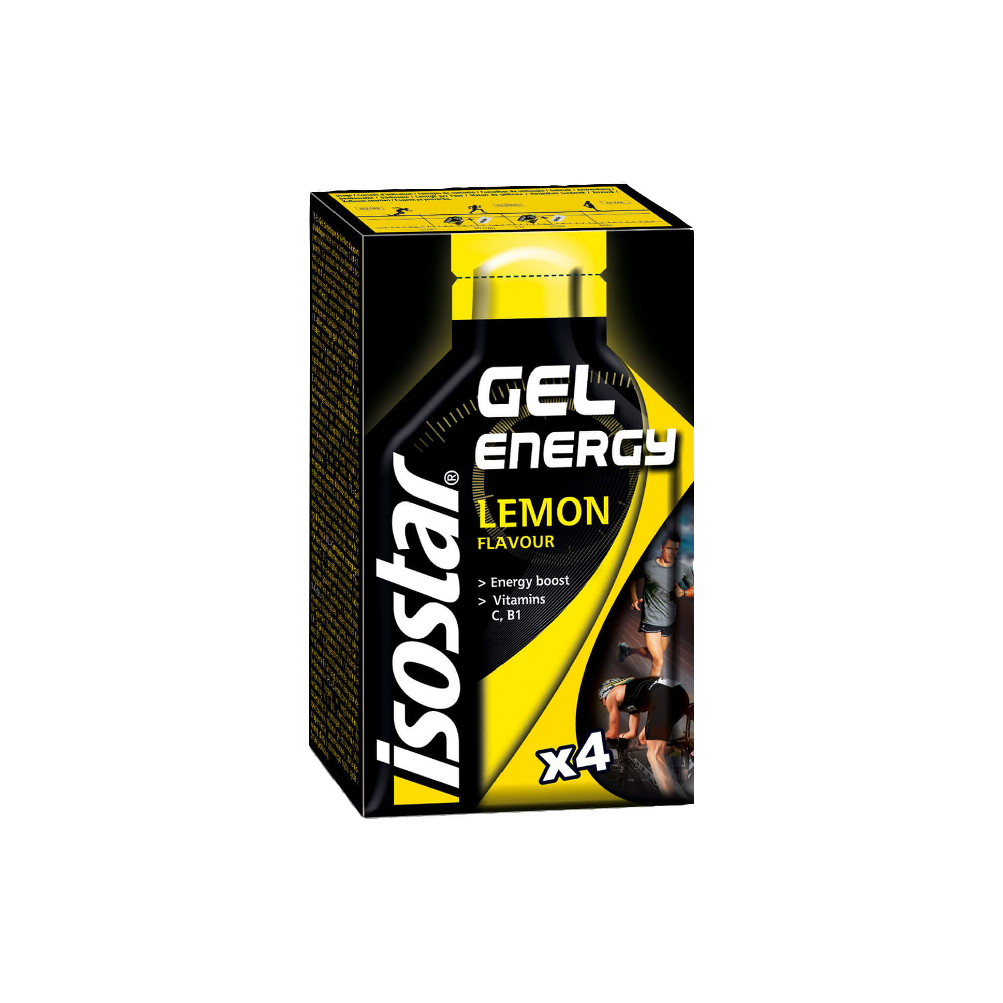Energy Lemon Gel de la Isostar