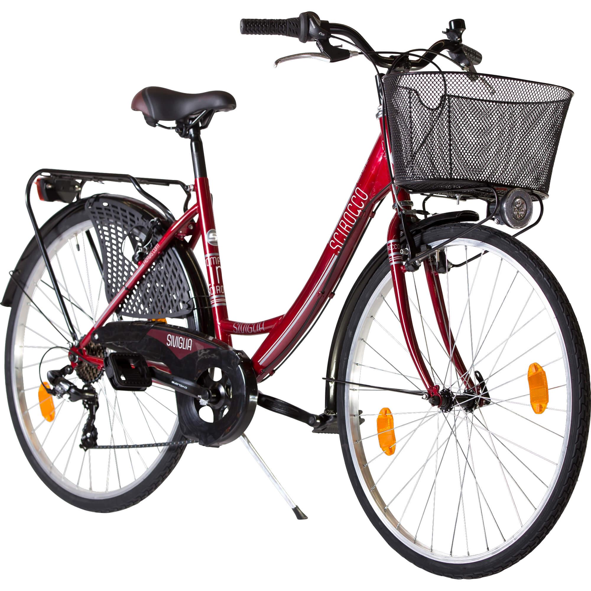 Citybike Siviglia imagine
