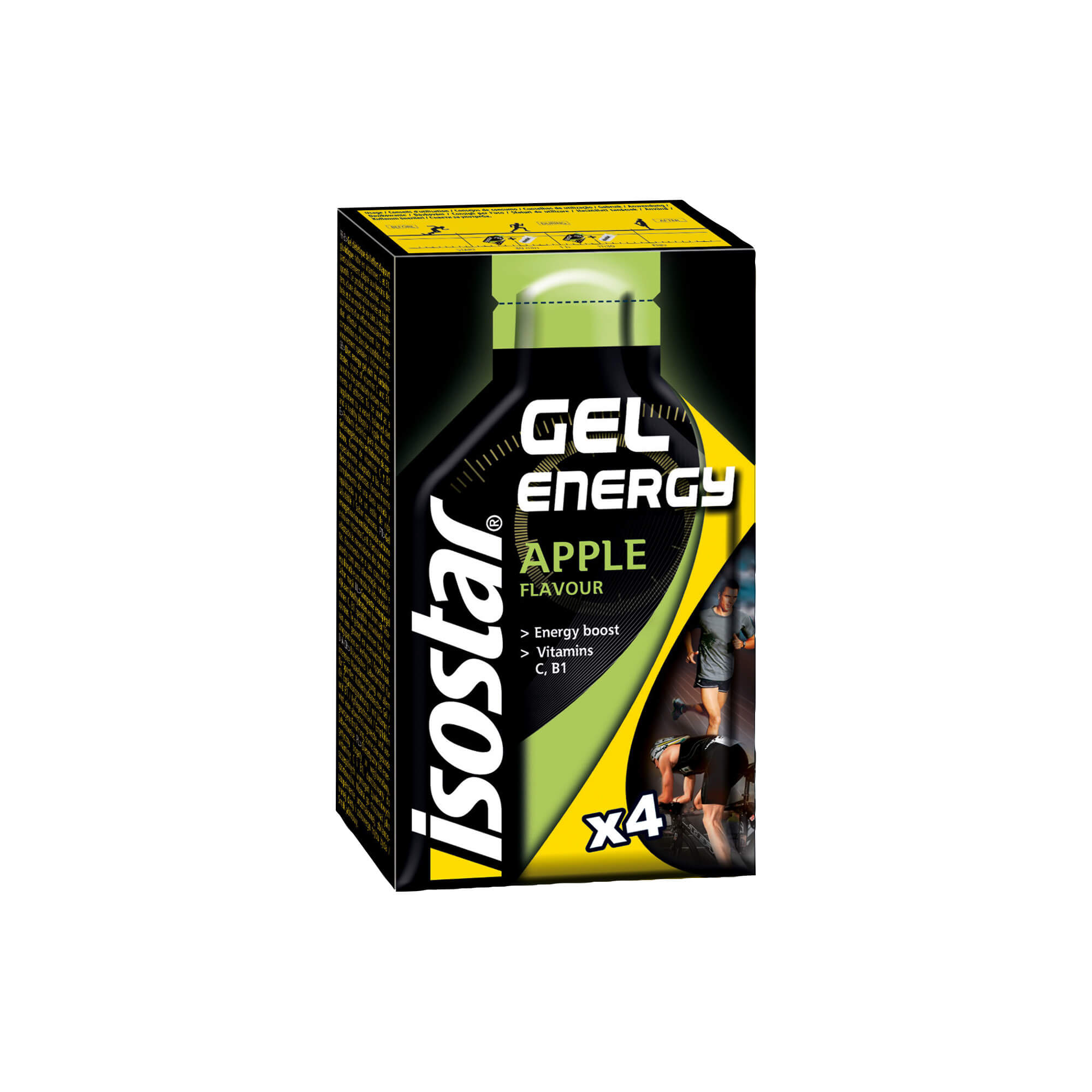 Energy Apple Gel de la Isostar