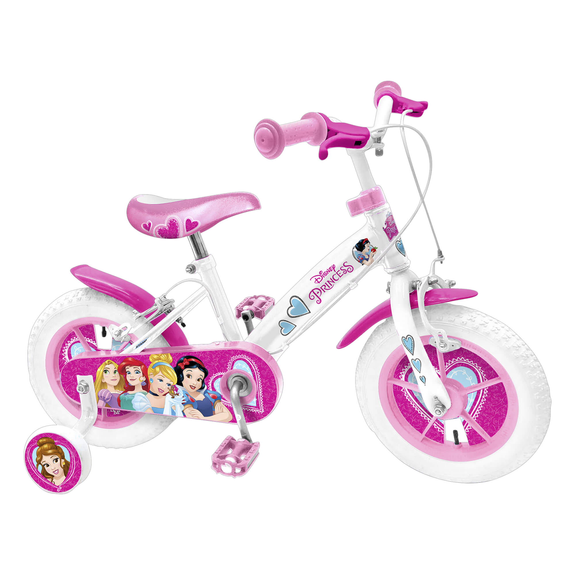 Bicicleta copii Disney Princess imagine
