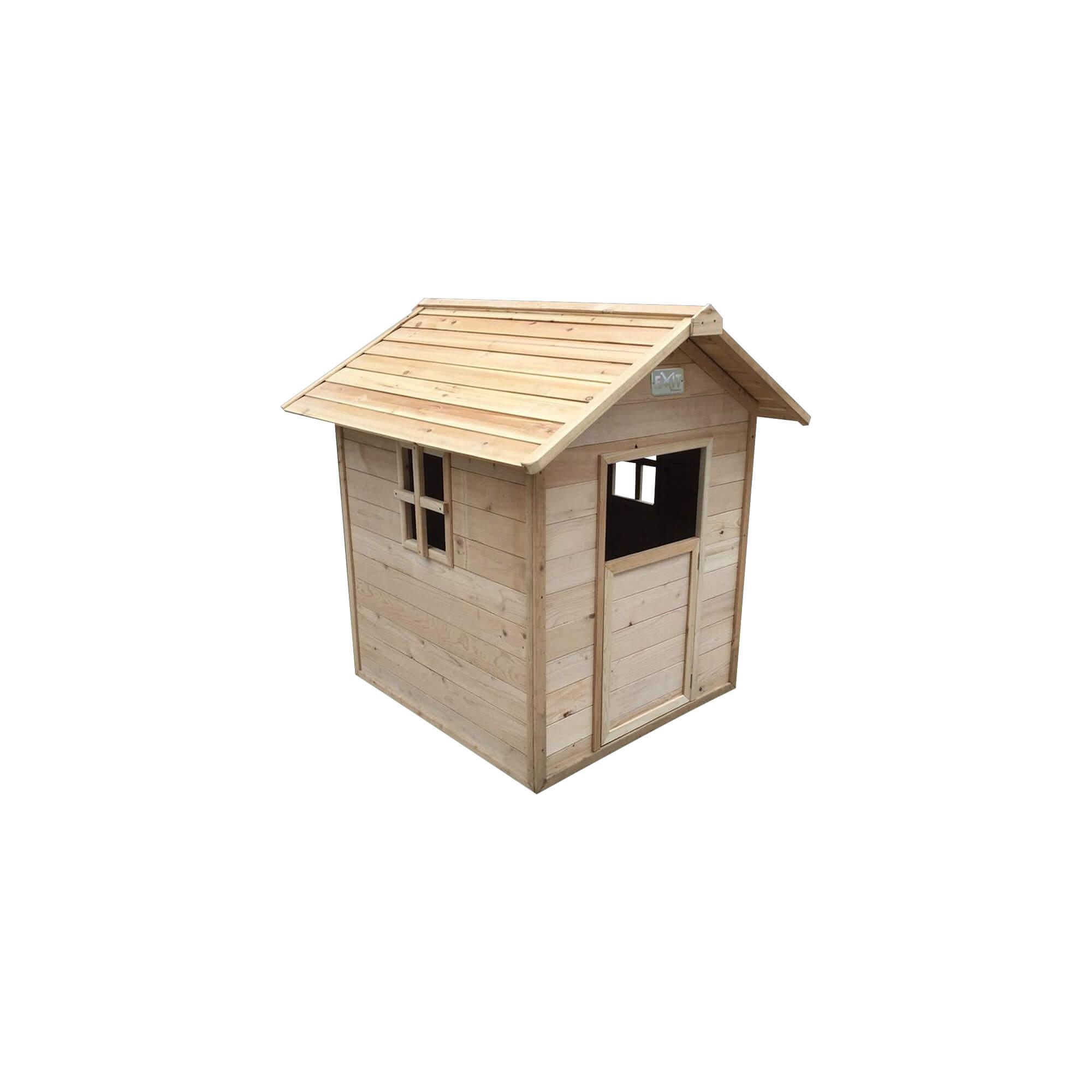 Casuta lemn Ibiza imagine