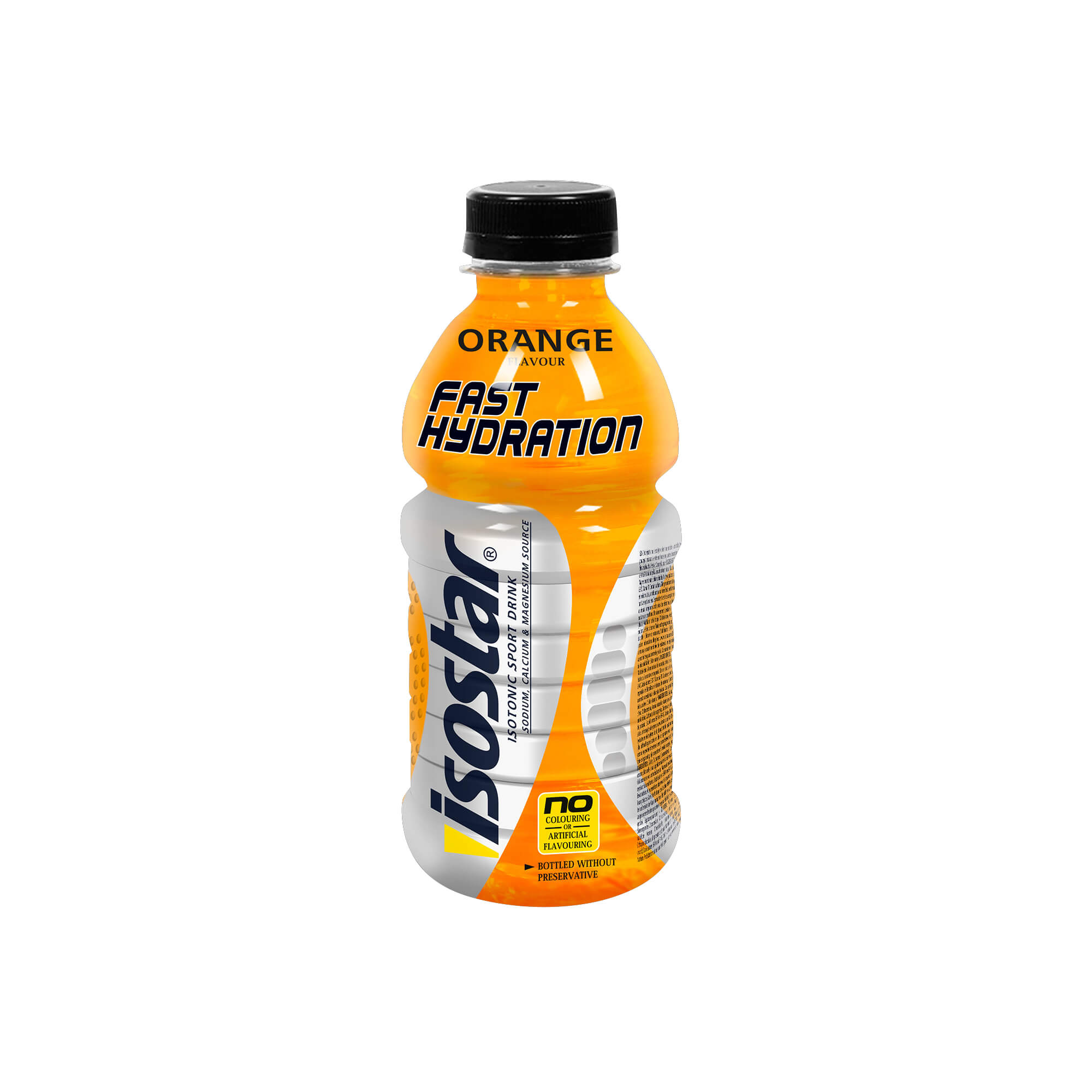 Fast hydration orange de la Isostar