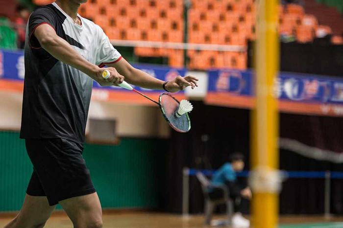 badminton va ajuta să slăbească în jos)