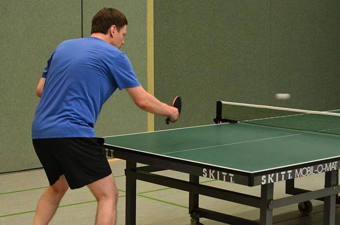 tenisul de masă ajută la pierderea în greutate